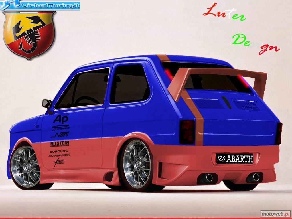 Fiat 126 Abarth: non sapevo