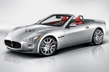 Maserati gt spider