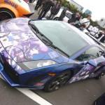 Manga: BMW M5, Lamborghini Gallardo e una Lan