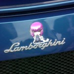 Manga cars: BMW M5, Lamborghini Gallardo Lancia St