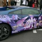 Manga cars: BMW M5, Lamborghini Gallardo e una Lan