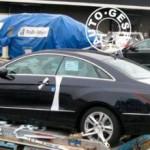 Mercedes Nuova Classe E coupè